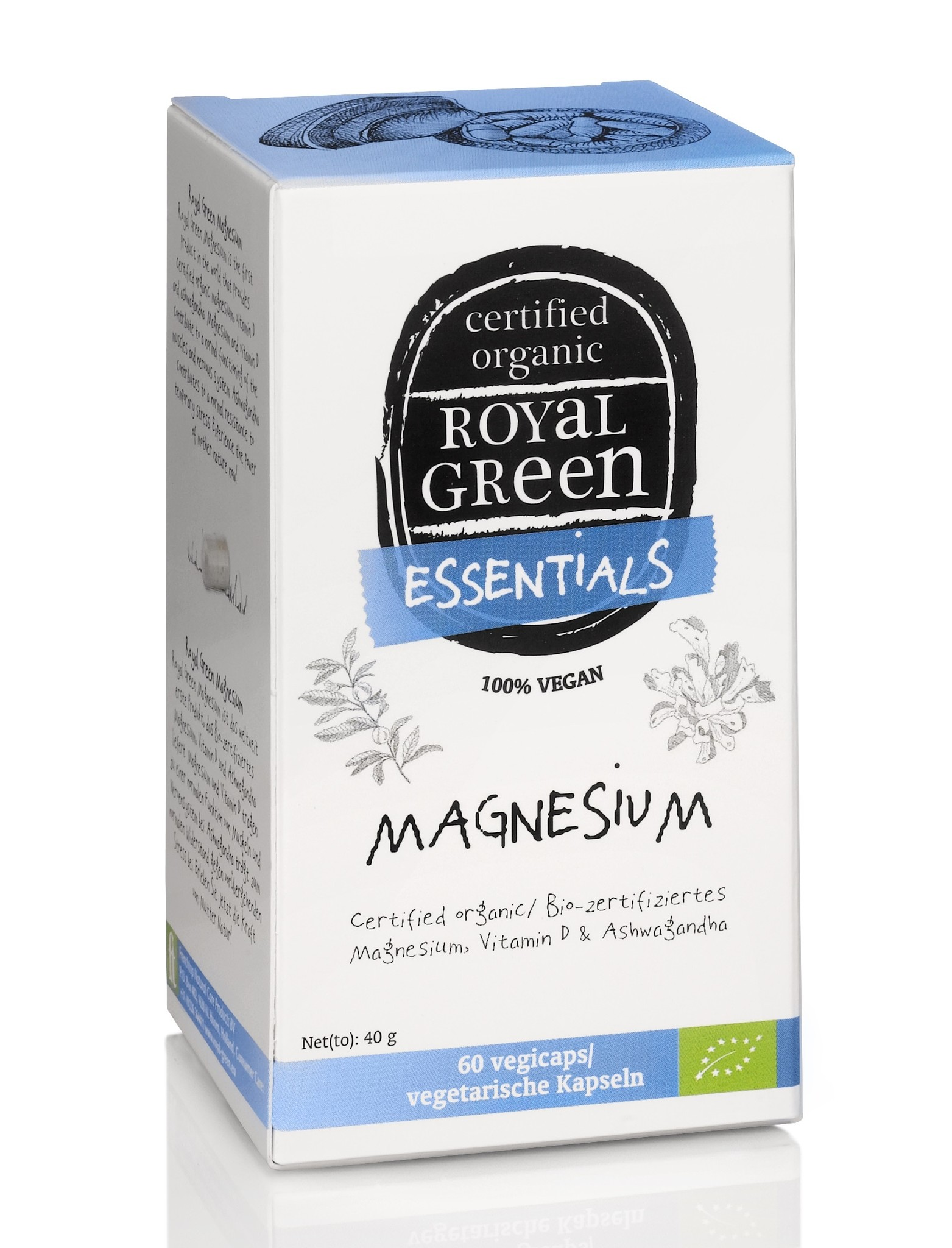 Magnesium Royal Green