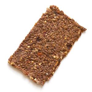 Biobites Raw Food Lijnzaad Crackers Mexican 2st - BIO