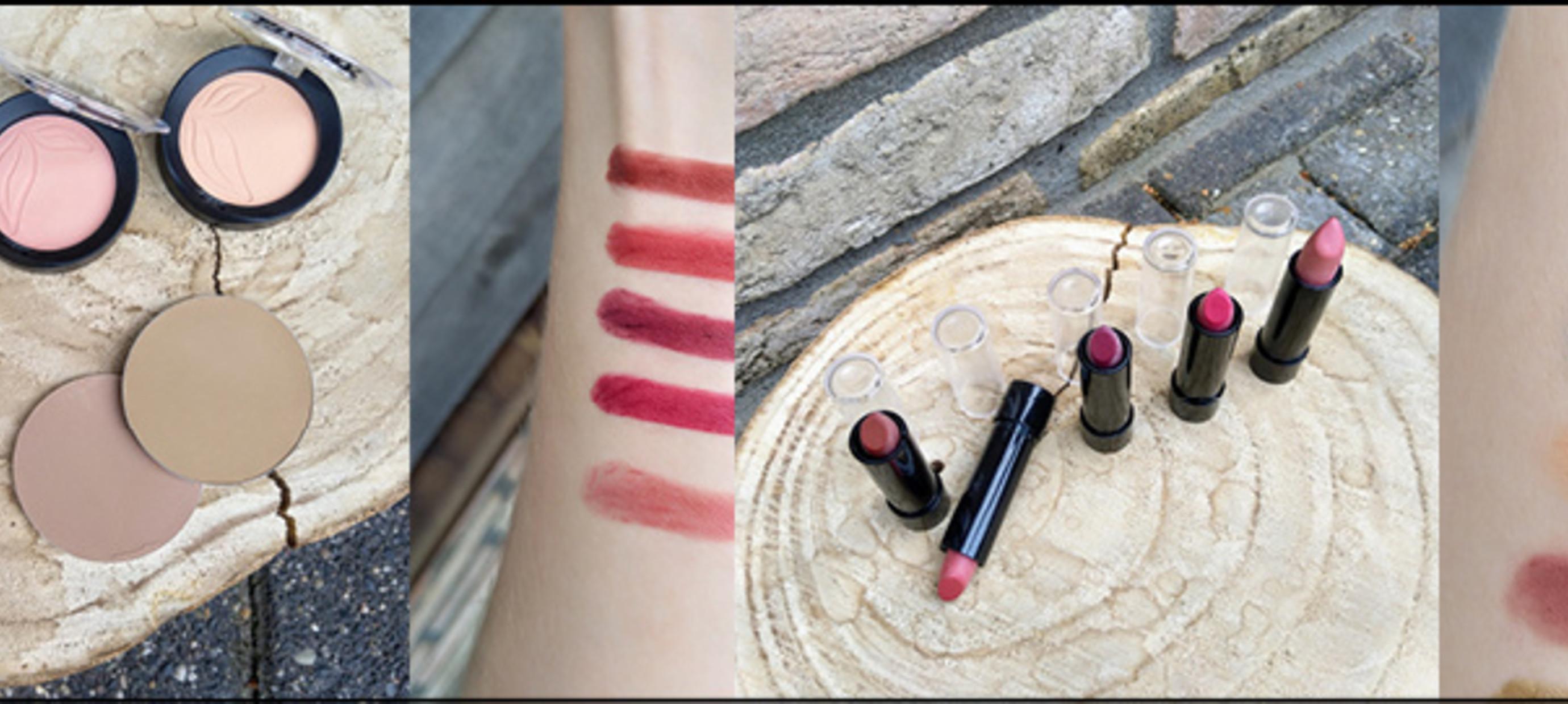 Natuurlijk en Biologische make-up van puroBIO
