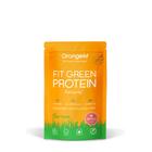Fit Green Protein Aardbei - met zoetstoffen uit stevia - 25gr