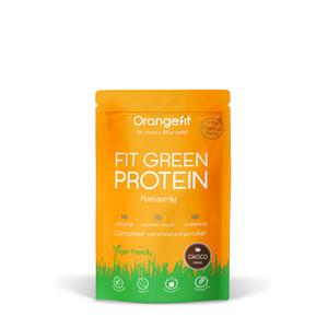 Orangefit Fit Green Protein Chocolade met Zoetstoffen uit Stevia - 25g