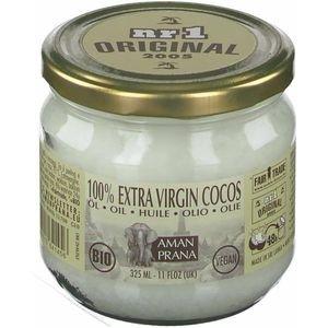 Amanprana Kokosolie biologisch & extra vierge 325ml - BIO