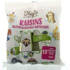 Rozijnen in kinderdoosje - 140g, 12 doosjes - BIO
