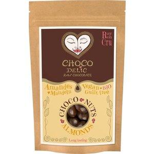 CHOCOdelic Choco Almonds 70g - BIO