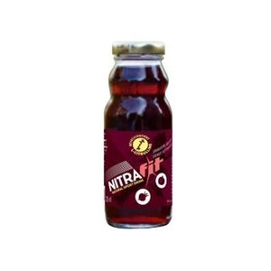 Nitrafit Natuurlijke sportdrank - 1 fles 200ml - BIO