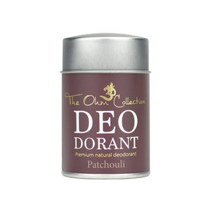 The Ohm Collection Deodorant Poeder - Patchouli - 50g
