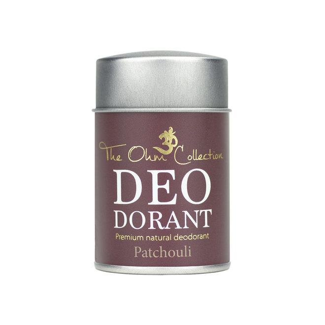 Deodorant Poeder - Patchouli - 50g