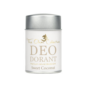 The Ohm Collection Deodorant Poeder - Sweet Coconut - 50g