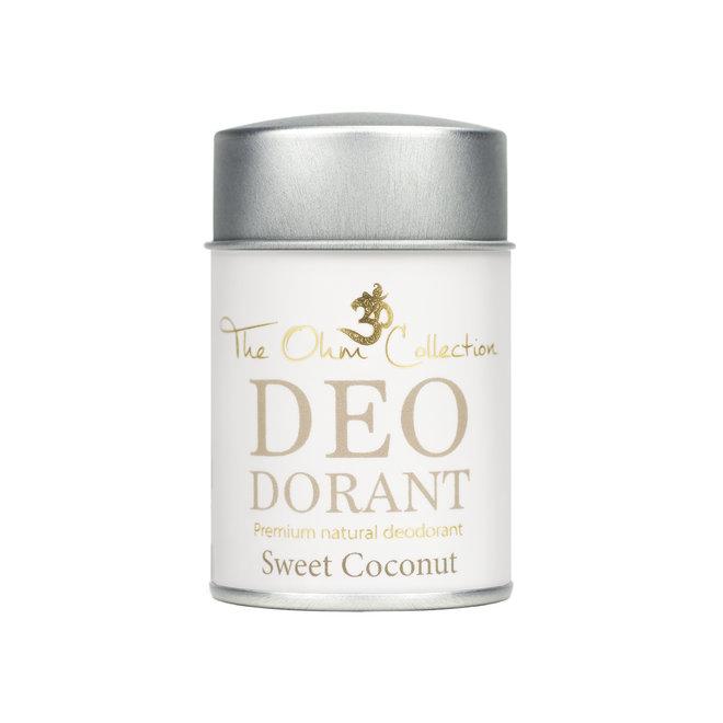 Deodorant Poeder - Sweet Coconut - 50g