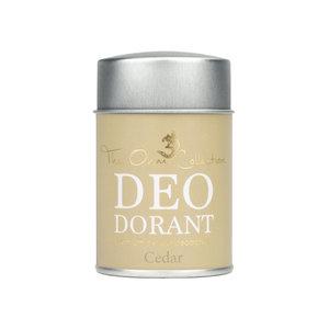 The Ohm Collection Deodorant Poeder - Cedar - 50g