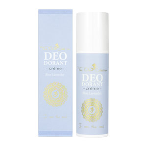 The Ohm Collection Deodorant Creme - Blue Lavender - 50ml