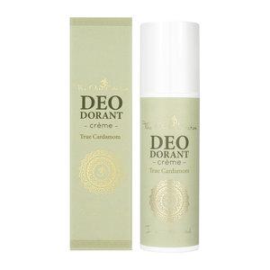 The Ohm Collection Deodorant Creme - True Cardamom - 50ml