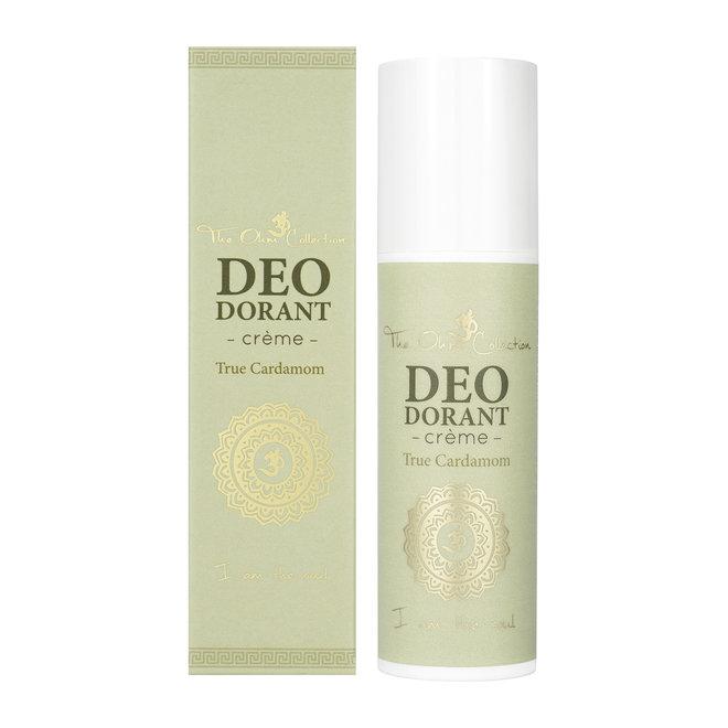Deodorant Creme - True Cardamom - 50ml