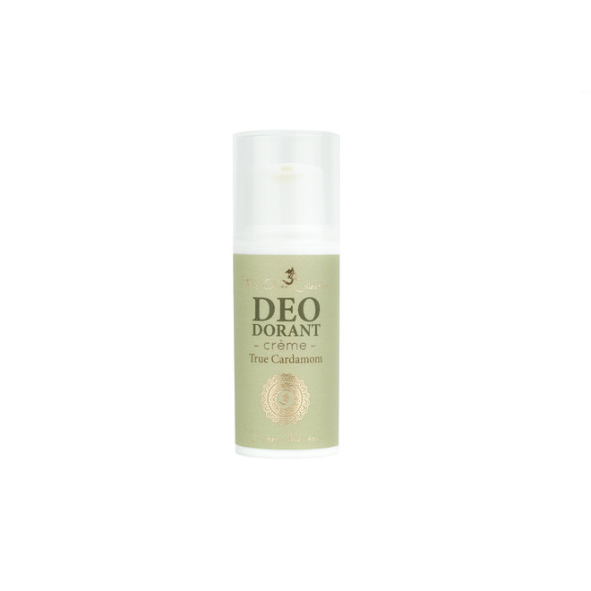 Deodorant Creme Mini - True Cardamom - 5ml