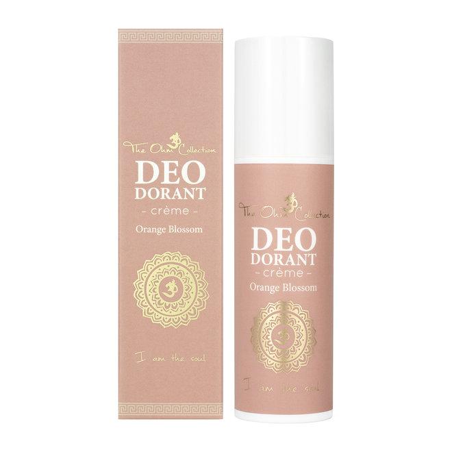 Deodorant Creme - Orange Blossom - 50ml