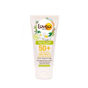 Lovea SPF 50 voor gezicht Anti-Aging - BIO 50ml