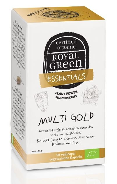 Royal Green Multi Gold Multivitamine