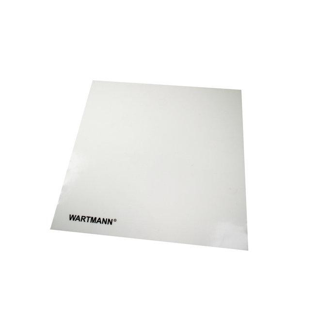 Droogoven inlegvellen - Siliconen bakmat - 40x40cm - 2 st