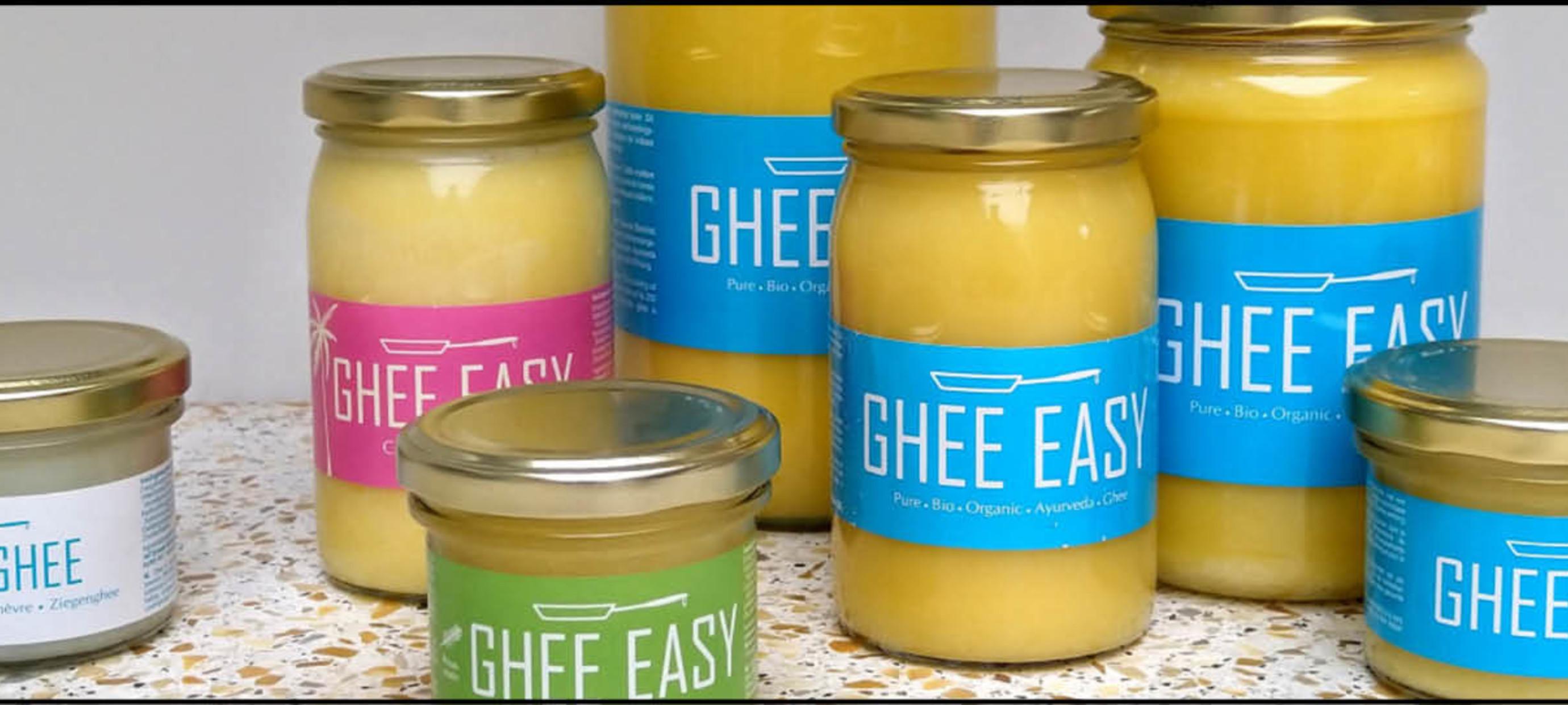 Ghee, de lactosevrije boter