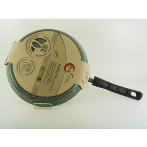 Natura Induction Crepe pan / Pannenkoekenpan - VegeTek - 25cm