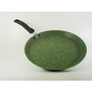 Natura Induction Crepe pan / Pannenkoekenpan 25cm - VegeTek