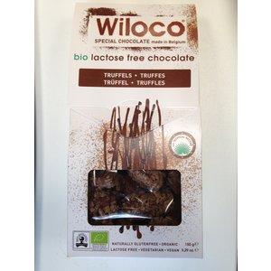 "Wiloco Truffels ""Melk""- lactosevrij - 150g - BIO"