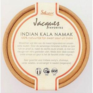 SelNature Kala Namak - Fijn zwart zout - 250gr