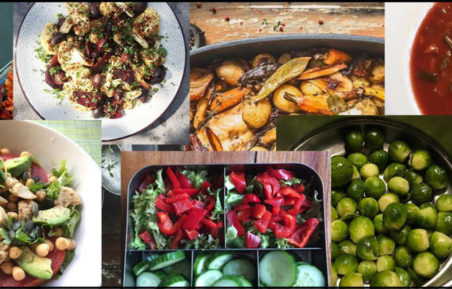 Tips om meer groente te eten