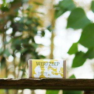 Werfzeep Boszeep Biologische Zeep - 100gr