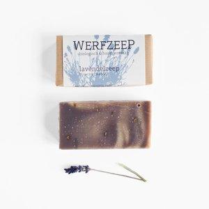Werfzeep Lavendelzeep - Biologische Zeep 100gr