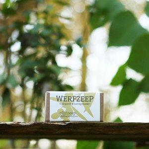 Werfzeep Olijfzeep - Biologische Zeep 100gr