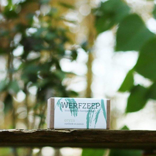Oryza - Biologische Zeep 100gr