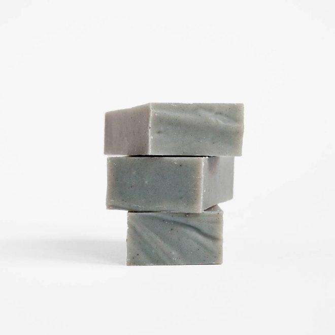 Vetiverzeep  - Handgemaakt en biologische zeep - 100gr