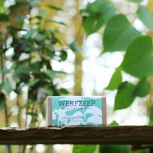 Werfzeep Honingshampoo (Biologische shampoo) - 100gr