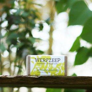 Werfzeep Schoonmaakzeep / Wasmiddel 100 gr