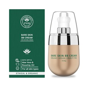 PHB Ethical Beauty Bare Skin BB Cream - Tan - 30g