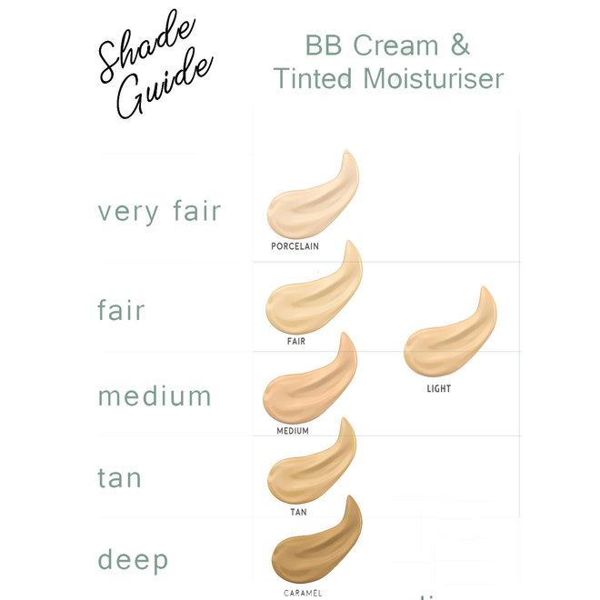 Bare Skin BB Cream - Caramel - 30g