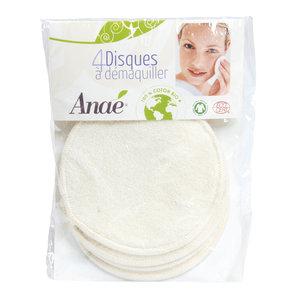 Anaé Herbruikbare wattenschijfjes - 4pack