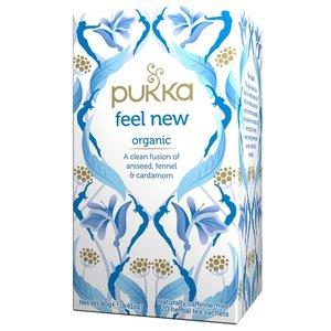 Pukka Feel New - kruidenthee - BIO