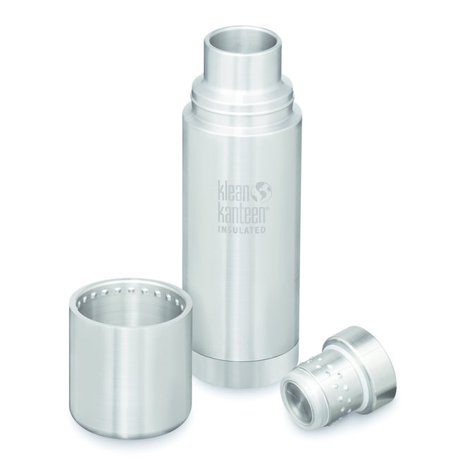 RVS thermosfles - Brushed Stainless Steel - 500ml