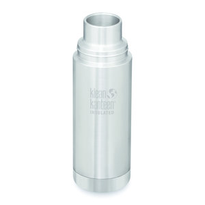 Klean Kanteen RVS thermosfles - Brushed Stainless Steel - 500ml