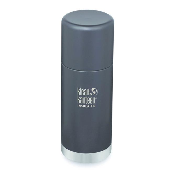 RVS thermosfles - Shale Black mat - 750ml