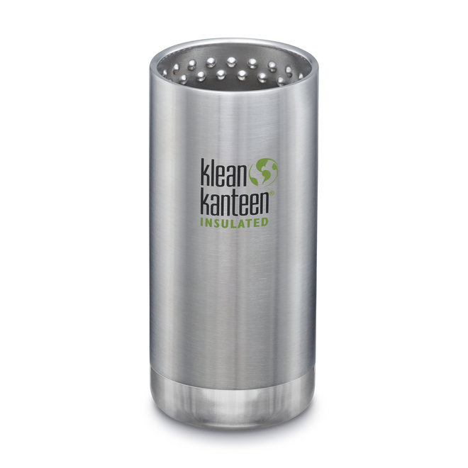 Thermosbeker lekvrij - Brushed Stainless Steel - 355ml