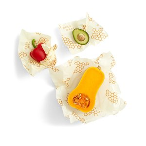 Bee's Wrap Starter Set Wraps - S/M/L - 3-pack