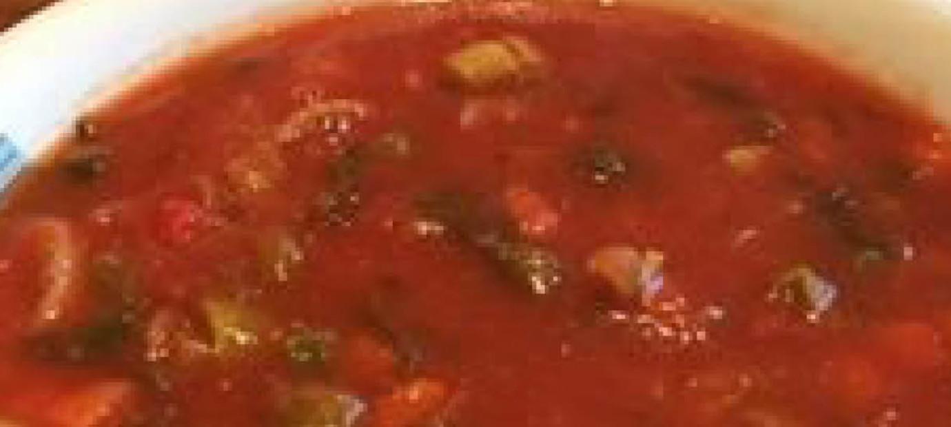 Tomaten Groentensoep