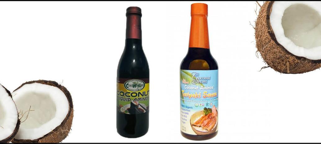 Coconut Aminos en Teriyakisaus, waar gebruik je het voor?