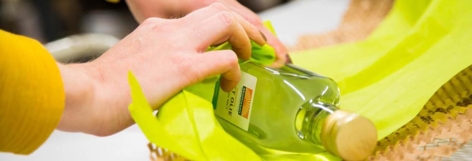 duurzaam inpakpapier