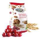Haverkoekjes met cranberry - 150g - Bio