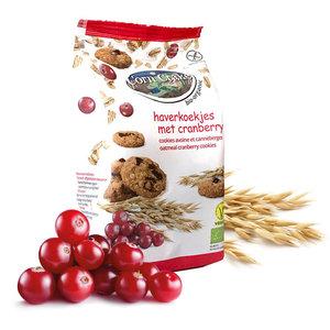 Corn Crake Haverkoekjes met Cranberry - 150g - BIO