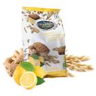 Haverkoekjes met gember-citroen - 150g - Bio